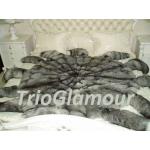 Пошив меховых пледов, покрывал, ковров, подушек в Донецке ! Лучшие цены в регионе
