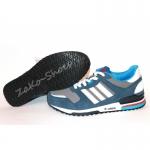 Кроссовки Adidas (Blue Grey)