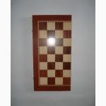 Шахматы - шашки - нарды, набор N2 средние, доска 48х48см