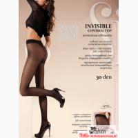 Si Si Invisible 30 den, моделирующие колготки без шортиков