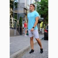 Летний мужской комплект – футболка и шорты
