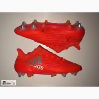 42.5 розм Adidas X 16.1 ОРИГИНАЛ футбольні бутси копочки не Nike сороконожки
