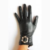Перчатки зима, (мех, кожа), разные модели
