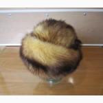 Женская меховая шапка. Лот 422