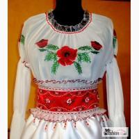 Вишиті костюми, сукні в етностилі