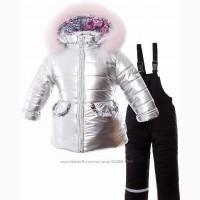 PILGUNI 2020г LEOPARD тёплый зимний комплект для девочки