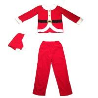 Детский новогодний костюм Санта Клаус
