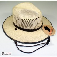 Шляпа соломенная Jim Shockey s Caliber Hat