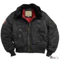 Лётные куртки пилот Injector Flight Jacket от Alpha Industries Inc.USA