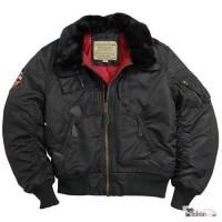 Лётные куртки пилот Injector Flight Jacket от Alpha Industries Inc.USA