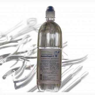 Ср-во для обеззараживания поверхностей на водной основе AzzawiSept-S