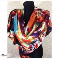 Много расцветок, палантин( шарф)
