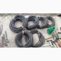 Шланги высокого давления для газосварки = 13м - 14м - 21м - 27м и электрокабель