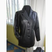 Женская кожаная куртка - пиджак Echtes Leder. Германия. Лот 906