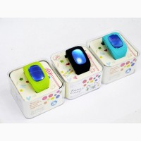 Детские умные часы с телефоном и GPS слежением GW300 (Q50)
