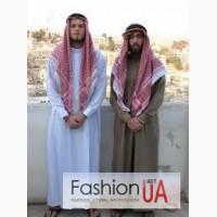 Арабская мужская долгополая рубаха