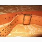 Ремінь шкіряний Accessories, 105 см