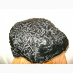 Продам шубу натуральный мех-Каракульча