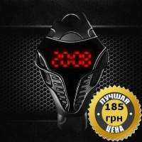 Часы мужские Cobra black red