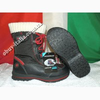 Ботинки зимние geox оригинал из италии