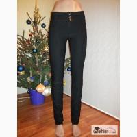 Теплые штаны на байке 36