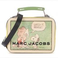 Женские сумки Marc Jacobs Snapshot, Totes, box BAG – оригинал