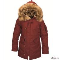 Женские куртки Аляска Alpha Industries Altitude Parka (США)