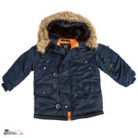 Детские куртки Аляска из США от Alpha Industries Inc. USA