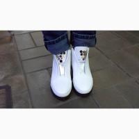 Ботинки демисезон новые красивые модельки Киев реплики