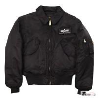 Лётные Американские куртки Alpha Industries CWU 45/P Flight Jaket
