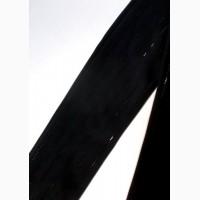 Перчатки длинные на меху с камушками., разные узоры
