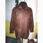 Утеплённая кожаная мужская куртка C.A.N.D.A., CA. Лот 332