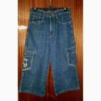 Бриджи джинсовые бренд «Boss» размер 30