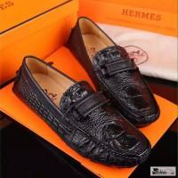 Взуття мокасини Hermes