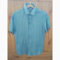 Продам летние мужские рубашки с коротким рукавом