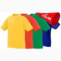 Детские футболки на физкультуру. Футболка детская не дорого в Украине