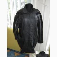 Оригинальная женская кожаная куртка HIGHWAY LEATHER. Англия. Лот 538