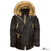 Новая модель легендарной куртки N-3B Аляска - N-3B Inclement Parka