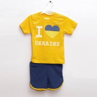 Продам Летний комплект Футболка + шорти, Тернополь