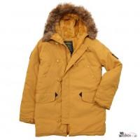 Модернизированная модель классической куртки Аляска от Alpha Ind. Inc