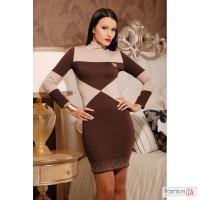 Облегающие женское платье недорого в Киеве в интернет-магазине Luxlingerie