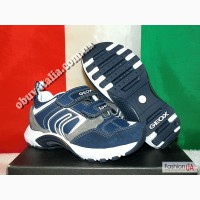Кроссовки детские кожаные фирмы GEOX оригинал из Италии