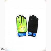 Перчатки футбольные вратарские мягкие