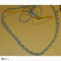 Плетеный пояс ручной работы Колос