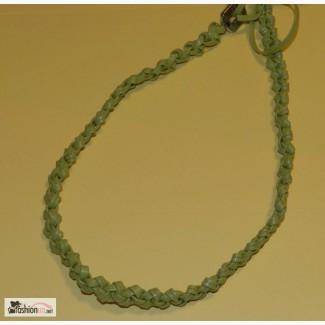 Плетеный пояс ручной работы Узелок