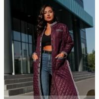 Куртка женская, цвет Бордо