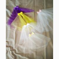 Фата для девичника. Цветная фата в наличии и под заказ. Киев