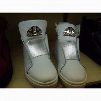 Ботинки женские зимние реплика Киев Оболонь Giuseppe Zanotti