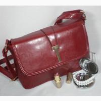 Продам Модная практичная вместительная сумка-клатч для девушки