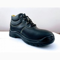Ботинки рабочие с металлическим подноском 2107
